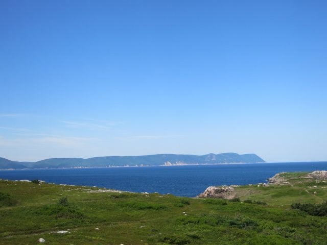Aspy Bay